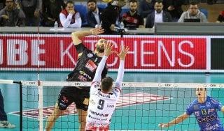 """Volley, Lube primato firmato Sokolov: """"Con compagni così è tutto più facile"""""""