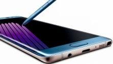 Galaxy Note 7, il ritorno con una nuova batteria