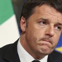 """Crisi Pd, Renzi dagli Usa: """"La politica litiga sul niente, io penso al futuro"""""""