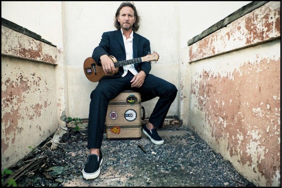 A Firenze Rocks arriva Eddie Vedder