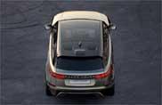 Range Rover cala il poker, ecco la Velar