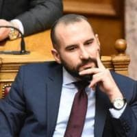 """Dimitris Tzanakopoulos: """"Grexit scongiurata, l'era dei sacrifici è finita"""""""