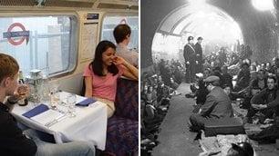 A Londra campi di rucola, cinema e ristoranti nei rifugi sotterranei  di ALESSANDRO ALLOCCA