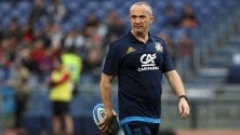 O'Shea rialza l'Italia ''Basta compatirsi, manca poco per essere grandi''