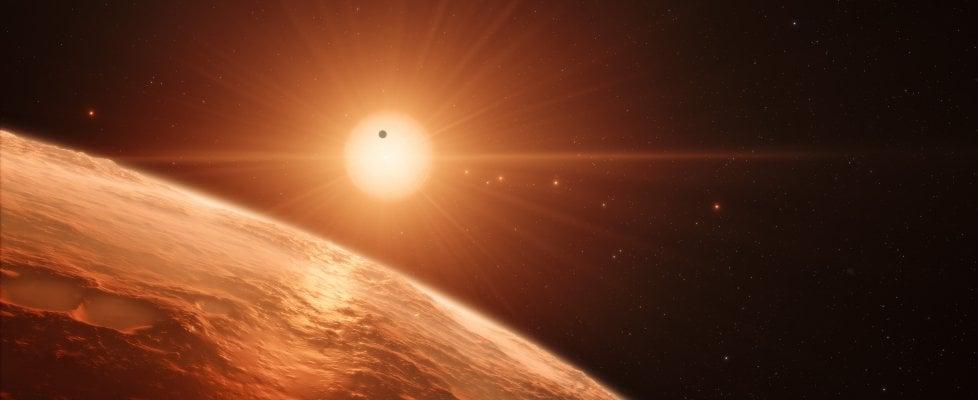 """Nasa, la Terra ha sette """"sorelle"""": scoperto un nuovo sistema planetario"""