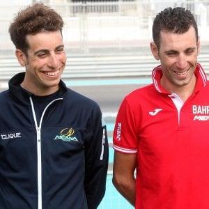 Ciclismo, Nibali contro Aru: ad Abu Dhabi la prima sfida