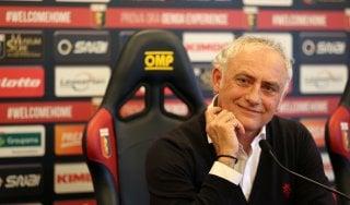 """Genoa, Mandorlini: """"Uscire in fretta dalla crisi, ma nessuno ha la bacchetta magica"""""""