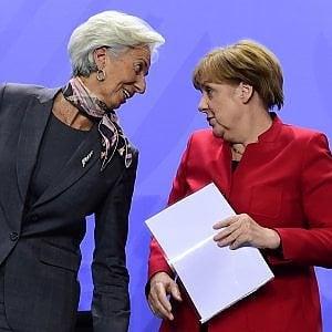 """Lagarde (Imf) ottimista sulla Grecia """"Ora riforme e revisione del debito"""""""