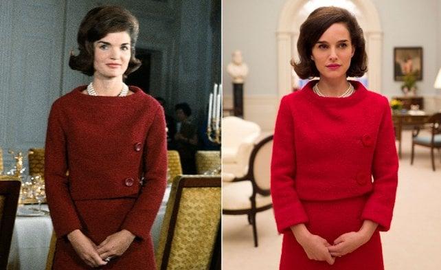 Jackie e Natalie: quando l'abito fa il personaggio