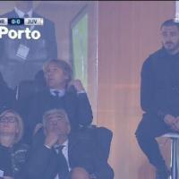 Champions League, Porto-Juventus: il triste Bonucci in tribuna