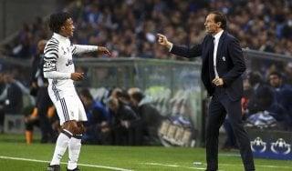 """Juventus, Allegri: """"Una grande prova di maturità"""""""
