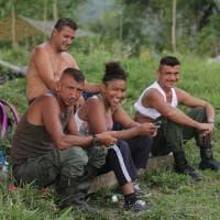 Colombia, l'ultima marcia delle Farc: ritorno alla vita civile