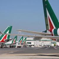 Sciopero aerei, Alitalia cancella il 60 per cento dei voli
