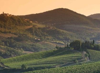 Montevertine e Monteraponi: la natura comanda (e l'uomo ci mette del suo)