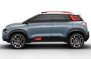 Citroën lancia la sua offensiva al salone di Ginevra