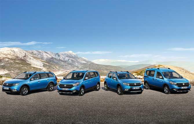 Dacia Logan MCV Stepway, la famiglia si allarga