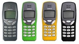 Ecco gli anti-smartphone: il ritorno dei cellulari vintage /   Foto  I cult