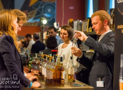 Spirit of Scotland: il Whisky sbarca a Roma