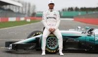 """Ecco la nuova Mercedes Hamilton: """"E' una belva""""   ft"""