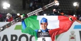 Pellegrino re della sprint Il titolo mondiale è suo   foto