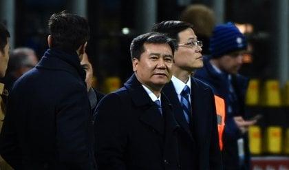 Zhang a Milano per dare la carica Pioli sorride, recuperano in tre