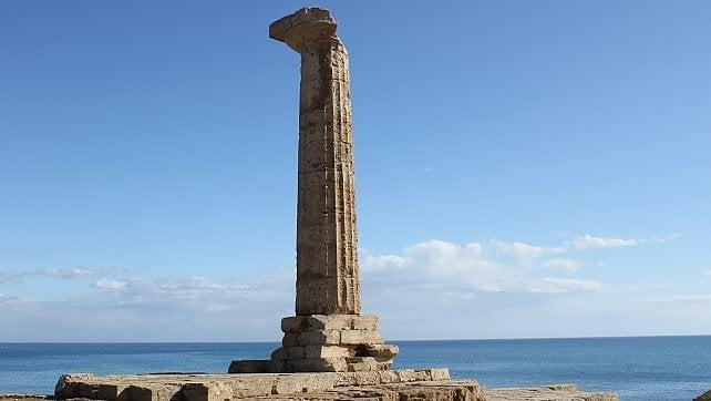 Calabria, itinerario a caccia di antichità -   ft