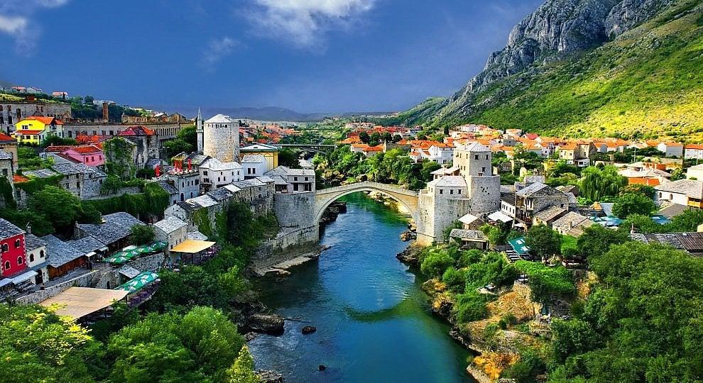 Mostar, la meta più conveniente -   Fototop10