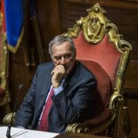 """La nuova via della seta, Grasso: """"L'Italia faccia da ponte tra la Cina e l'Europa"""""""