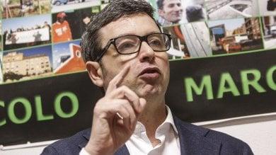 """Pd, Orlando si candida segretario e sfida Renzi: """"No a politica prepotenza""""   video"""