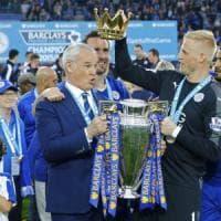 Inghilterra, favola finita: il Leicester esonera Ranieri