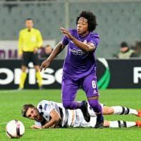 Fiorentina-Borussia M., il film della partita