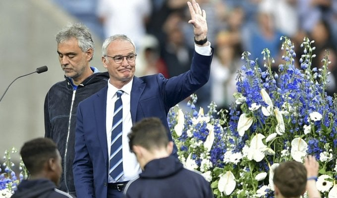 Favola finita, il Leicester esonera Ranieri