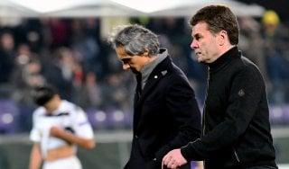 Fiorentina, Sousa: ''E' un ko che compromette le cose''