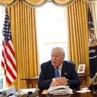 """Trump lancia la corsa al riarmo: """"Arsenale nucleare Usa va ampliato"""""""