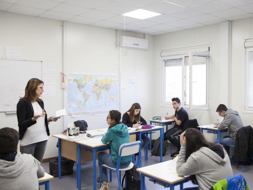 """Amatrice, la scuola di Stefano: """"Io e i miei compagni più forti del terremoto"""""""