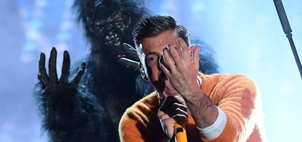 """Desmond Morris e Sanremo: """"Perfetta la mia scimmia cantata da Gabbani"""""""