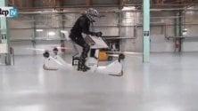 Hoverbike Scorpion-3, la moto volante esiste