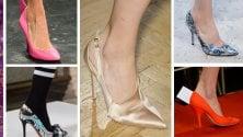 Irresistibili scarpe col tacco a spillo