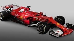 Il primo rombo della Ferrari   Ecco la nuova Sf 70h    Foto