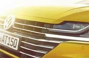 Volkswagen Arteon, gran turismo all'avanguardia