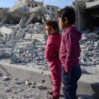 Siria, attentato vicino ad Al Bab: 60 morti, molti civili