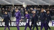 Fiorentina crolla  col Borussia M. 2-4  e saluta l' Europa