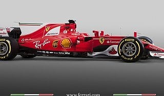 F1, ecco la nuova Ferrari SF 70 H che sfiderà la Mercedes