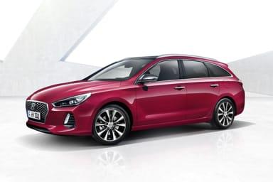 Nuova i30 Wagon, Hyundai all'attacco