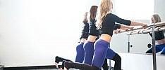 """""""Let's dance"""", la nuova era della danza fra yoga, pilates e Tai Chi  di I.D'ARIA    Foto  Tonifica e migliora la postura      Video    Il segreto della ballerina perfetta"""