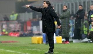 """Montella: """"Non so cosa succederà dopo il closing ma io voglio rimanere a lungo al Milan"""""""