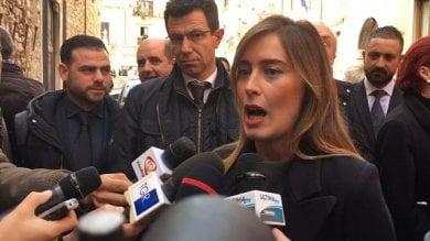 """G7, Boschi a Taormina: """"Saremo pronti  per maggio, trasparenza nei cantieri"""""""