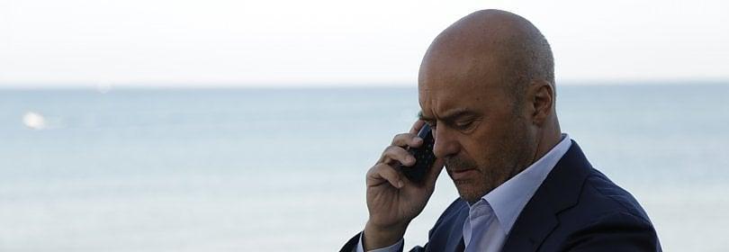 """Il 'commissario' Zingaretti: """"Mi piacerebbe somigliare a Montalbano"""" -  Foto  -  Videointerviste 1  /  2  /  3  /  4"""