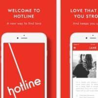 Hotline, l'app di dating anti-digitale: l'amore passa da una telefonata