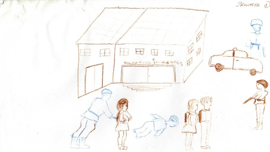 """Kosovo, il racconto di chi era bambino. """"L'orrore nei nostri disegni. Adesso una nuova vita"""""""